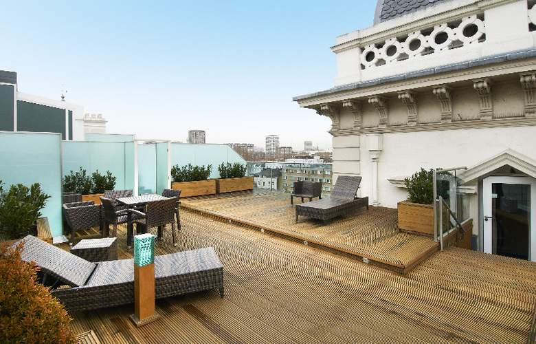 Hilton London Paddington - Terrace - 7