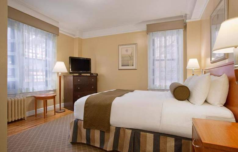 Best Western Plus Hospitality House - Apartments - Room - 102