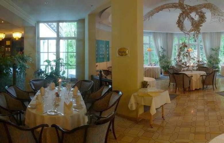Villa Weltemühle Dresden - Restaurant - 6