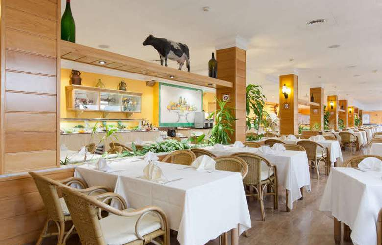 Diverhotel Aguadulce - Restaurant - 4