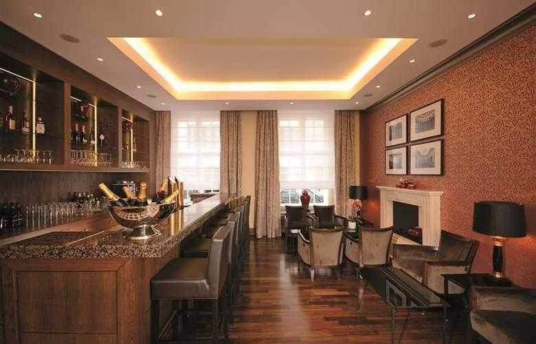 Best Western Hotel Stadtpalais - Bar - 15