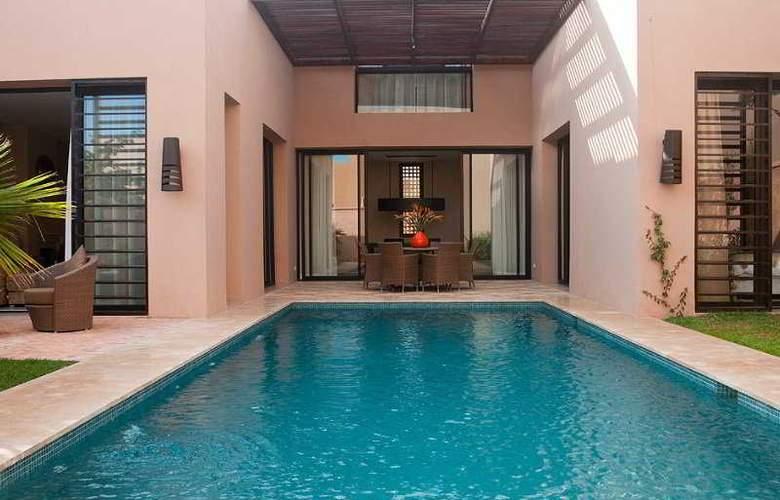 Ryads Al Maaden Medina & Golfs Resort - Pool - 4
