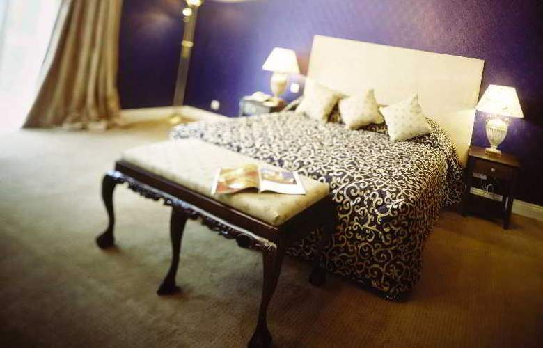 Athenaeum House Hotel - Room - 11