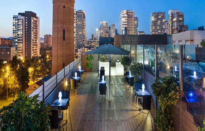 Attica21 Barcelona Mar - Terrace - 21