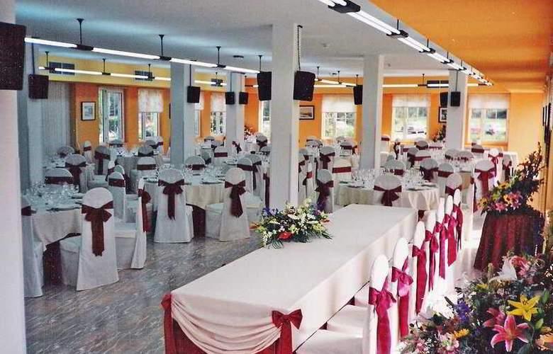 Cristal Aeropuerto - Restaurant - 2