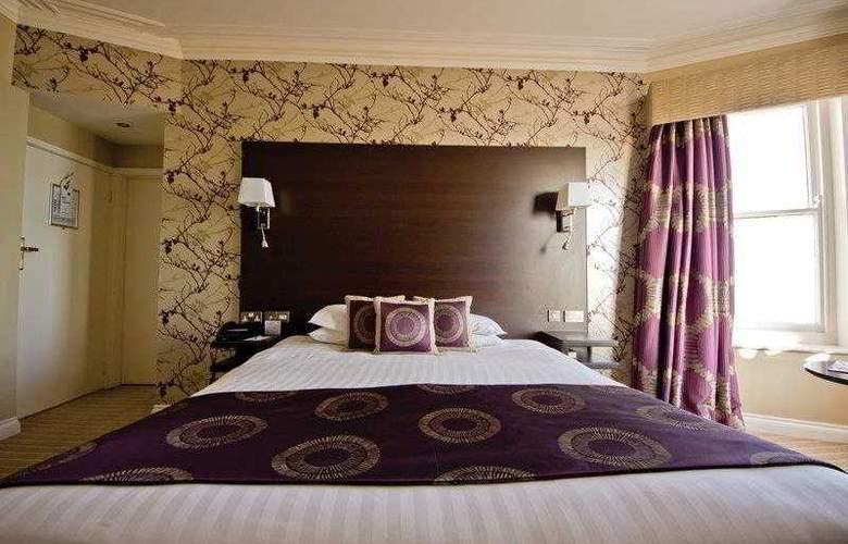 Best Western York House - Hotel - 34