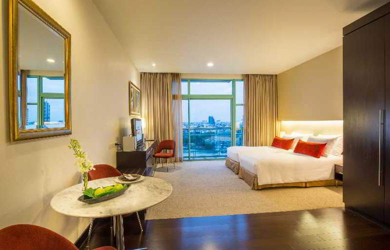 Chatrium Riverside Bangkok - Room - 19