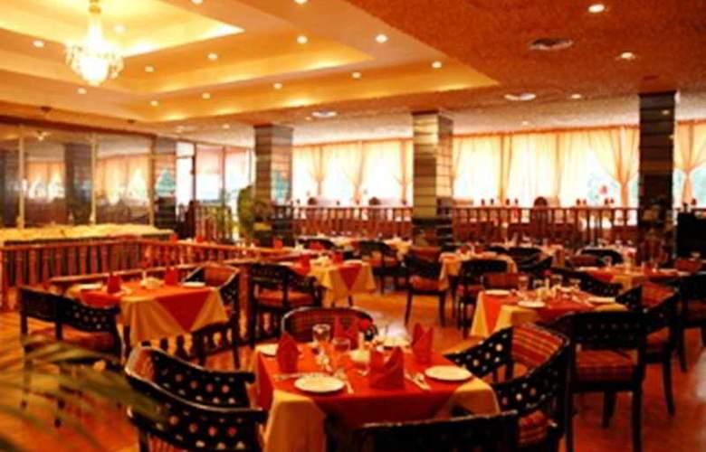 Ambassador Pallava - Restaurant - 7