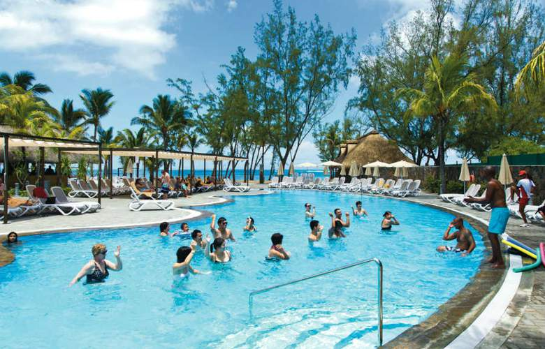 Hotel Riu Le Morne - Pool - 14
