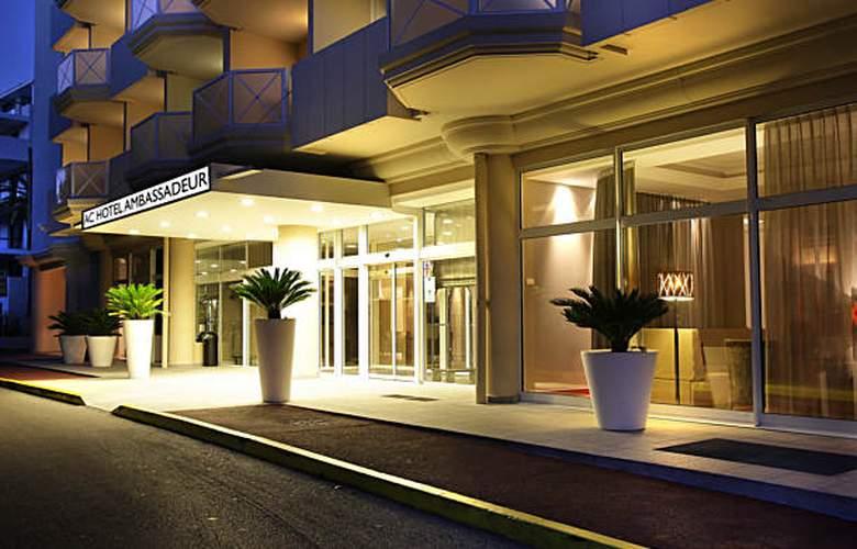 AC Hotel Ambassadeur Antibes - Juan les Pins - Hotel - 8