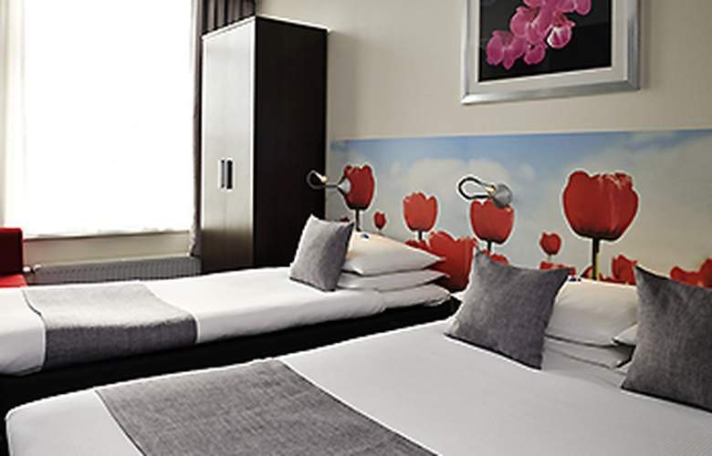 Ibis Styles Amsterdam City (Ex All Seasons) - Room - 6