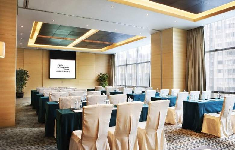The Longemont  (Formerly The Regent Shanghai) - Conference - 10