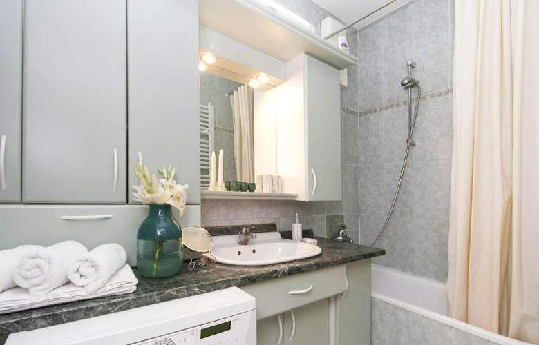One Bedroom Apartment Hip & Spacious - Hotel - 11