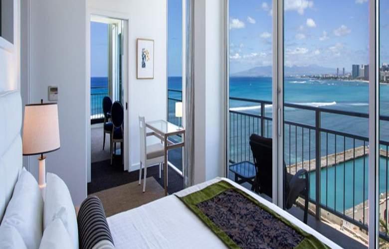New Otani Kaimana Beach - Room - 12
