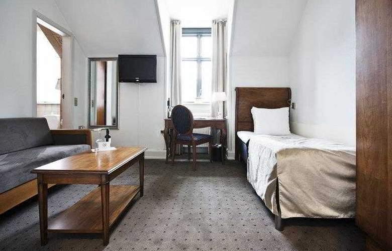 BEST WESTERN Hotel Hebron - Hotel - 4
