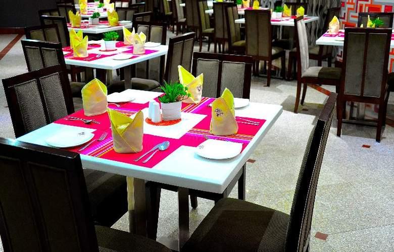 Elegance Castle Hotel - Restaurant - 31