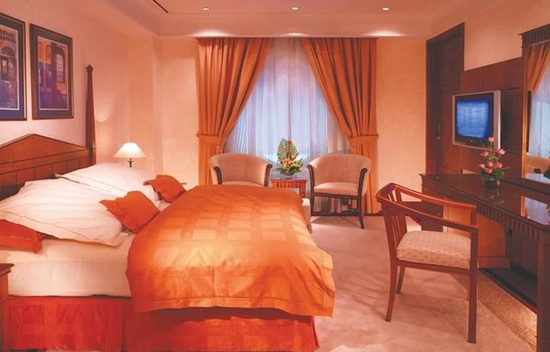 Dubai International Airpot - Terminal hotel - Room - 16