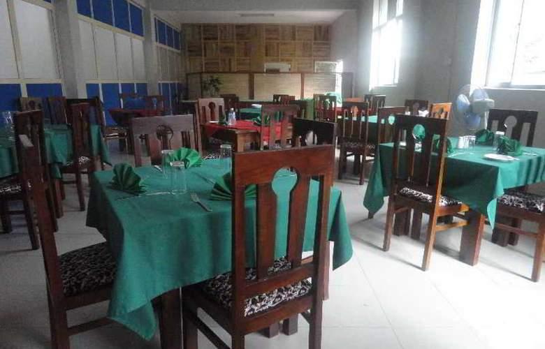 Sairas Garden - Restaurant - 16