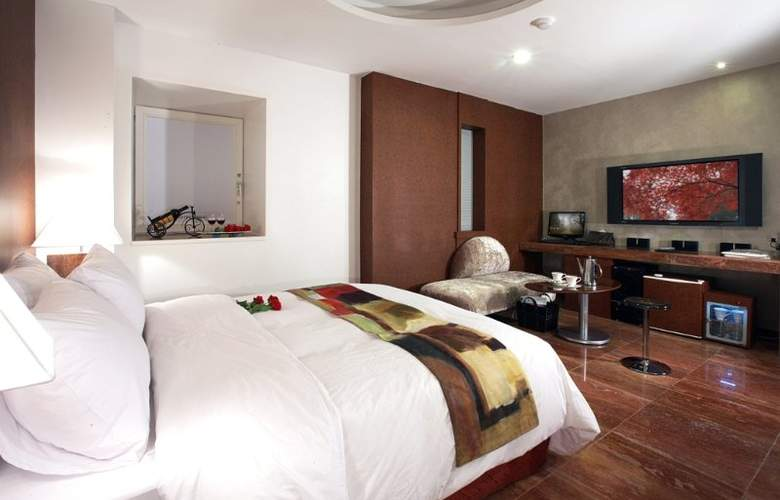 Dodo Tourist Hotel Seoul - Room - 0