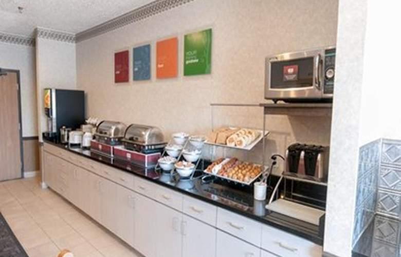 Comfort Suites Las Cruces - Restaurant - 30