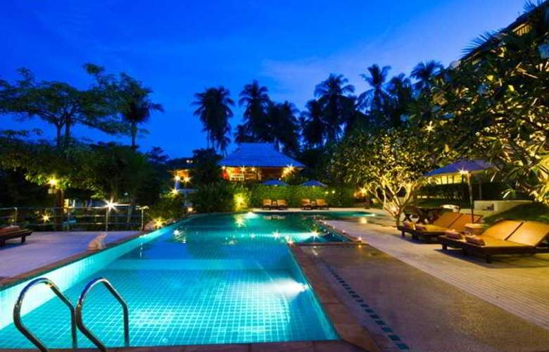 Lamai Buri Resort - Pool - 6