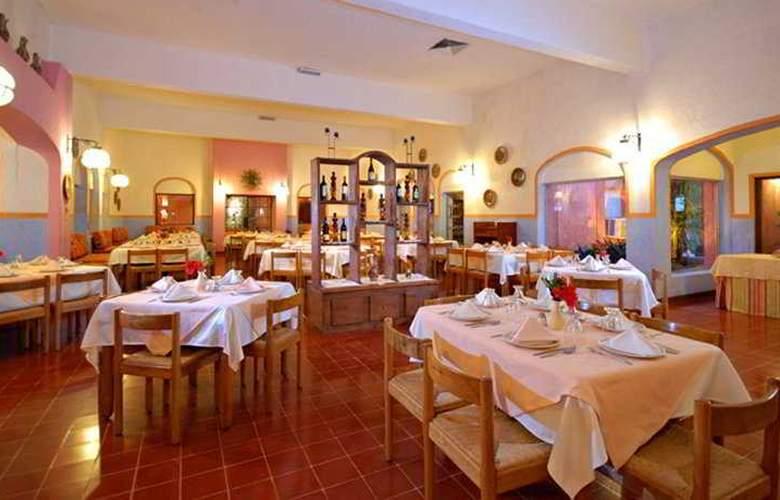 Villas Arqueologicas Uxmal - Restaurant - 3