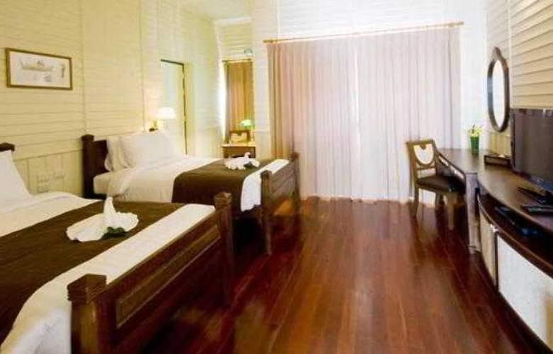 Buddy Oriental Riverside Nonthaburi - Room - 18