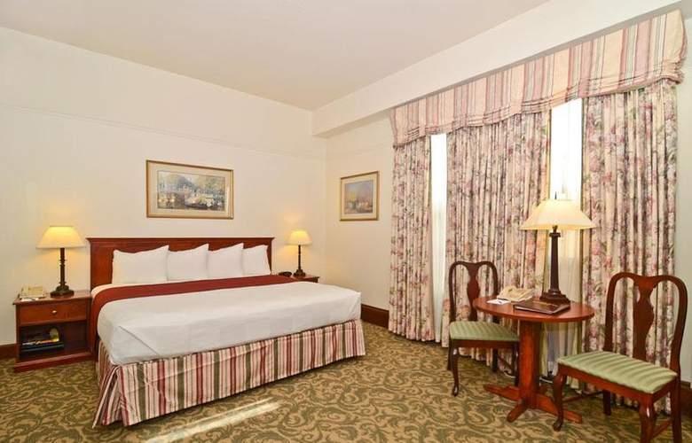 Best  Western Plus Pioneer Square - Room - 41