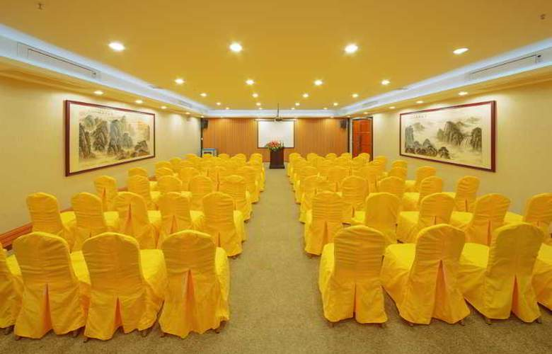 Euro Garden Hotel Guangzhou - Conference - 20