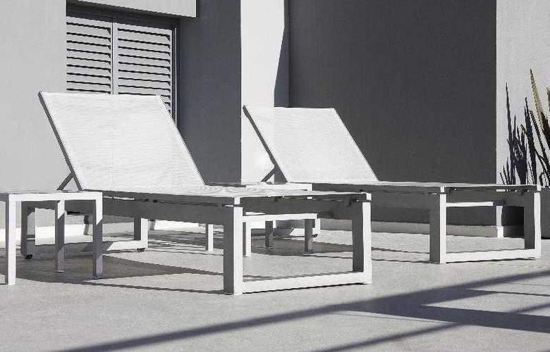 Monserrat Apart Hotel - Terrace - 29