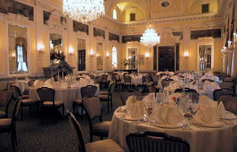 Grand Hotel Europa - Restaurant - 7