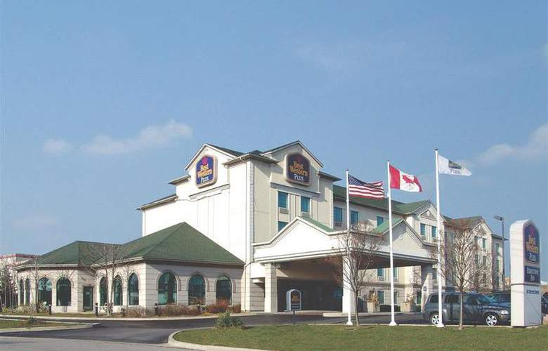Best Western Plus Executive Inn Scarborough - Hotel - 102