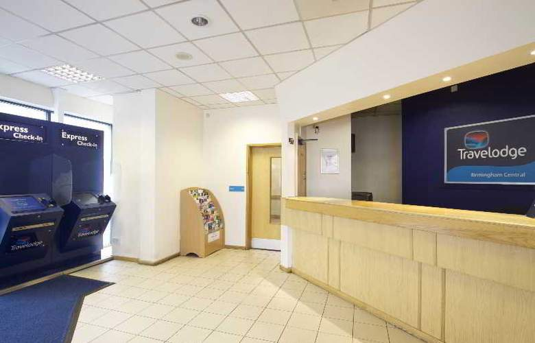 Travelodge Birmingham Central Broadway Plaza - General - 5
