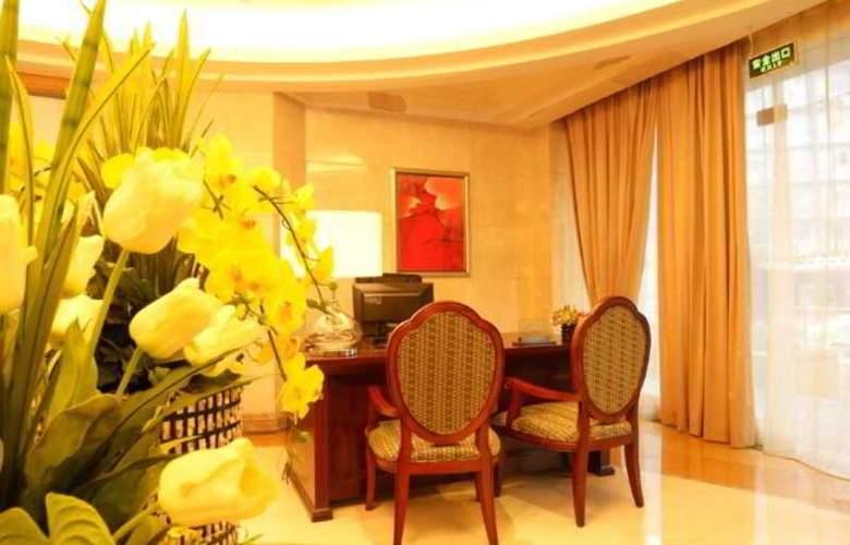 Leeden Hotel Chengdu - General - 4