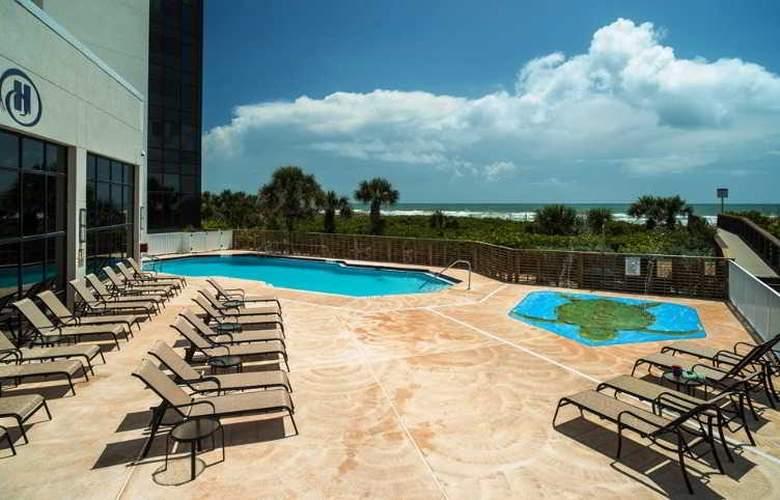 Hilton Cocoa Beach - Pool - 19