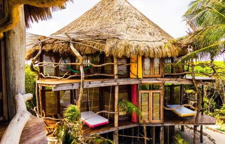 Cabañas Azulik - Hotel - 1