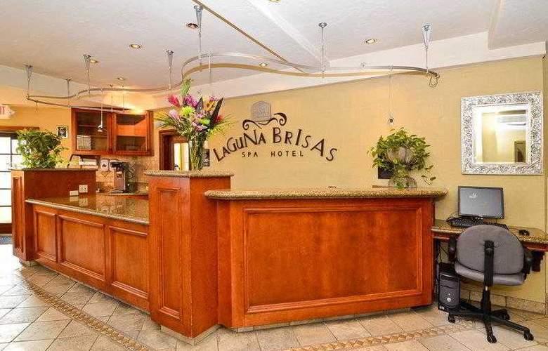 Best Western Plus Laguna Brisas Spa Hotel - Hotel - 15