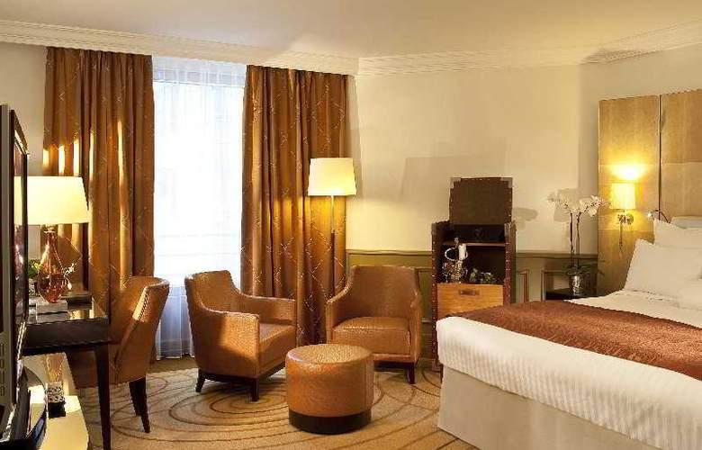Paris Marriott Champs Elysees - Room - 0