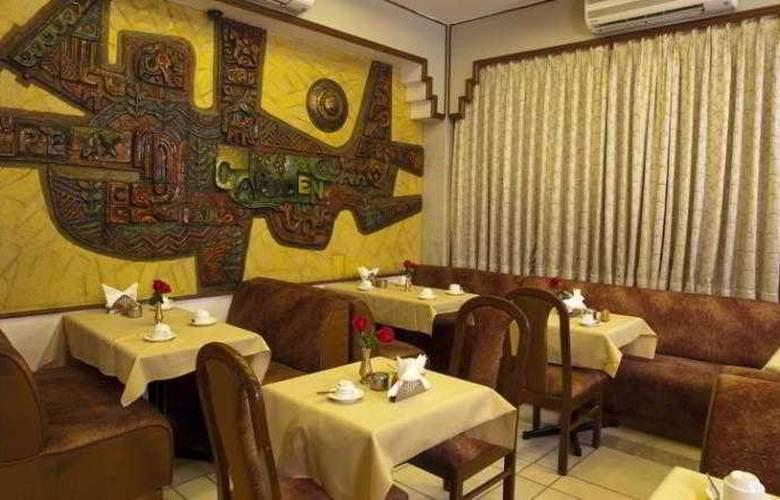 Garden Hotel Mumbai - Restaurant - 9