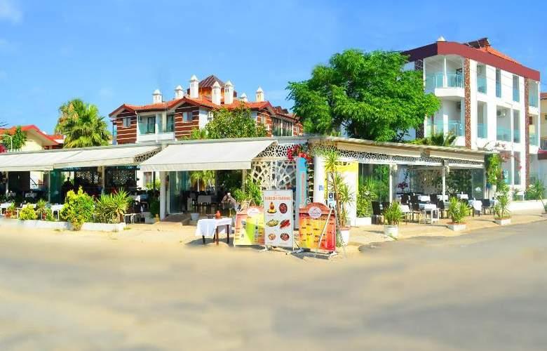 Sunbird Apart Hotel - Hotel - 12