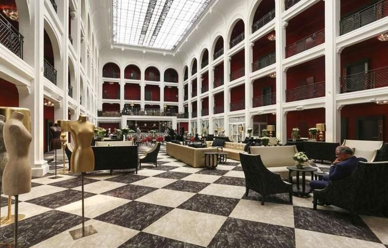 Le Regina Biarritz Hotel & Spa - Bar - 59