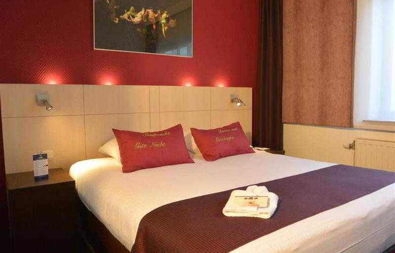 BEST WESTERN PLUS Hotel Casteau Resort Mons - Hotel - 36
