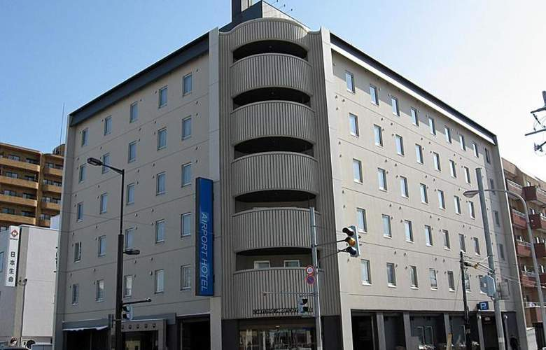 Coms New Chitose Airport Hotel - Hotel - 4