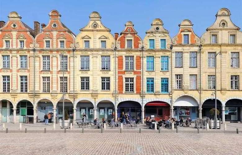 Mercure Atria Arras Centre - Hotel - 17
