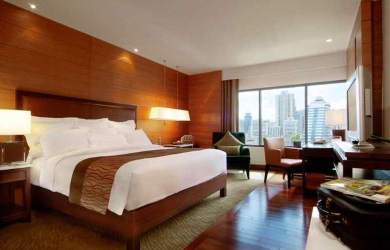 JW Marriott Bangkok - Room - 2