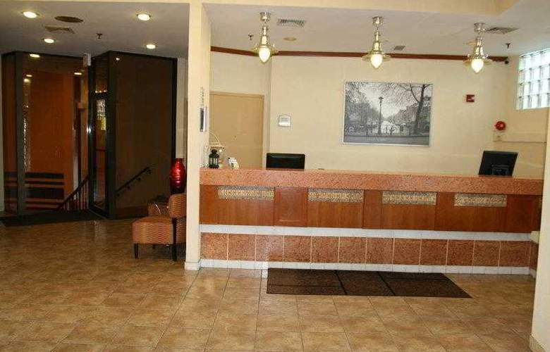 Best Western Bordentown Inn - Hotel - 14