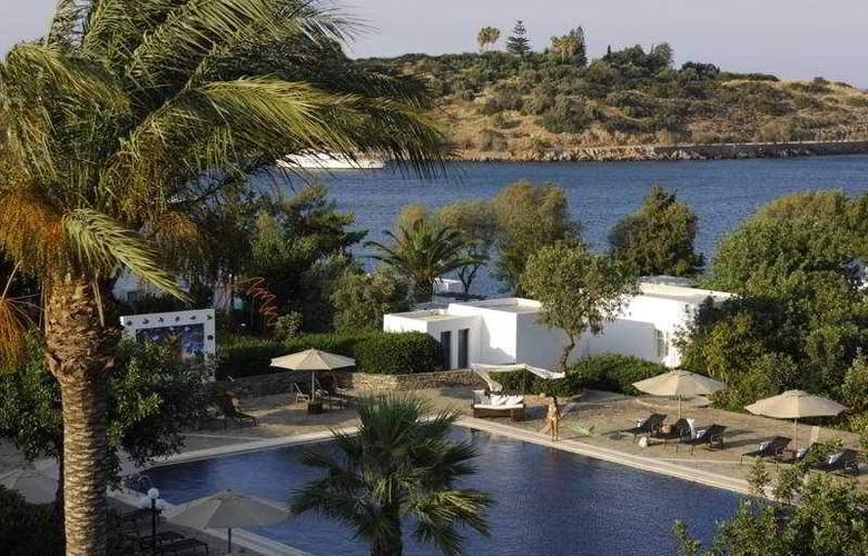 Minos Beach - Pool - 6
