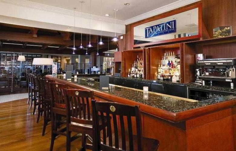 Sheraton San Diego Hotel & Marina - Bar - 44