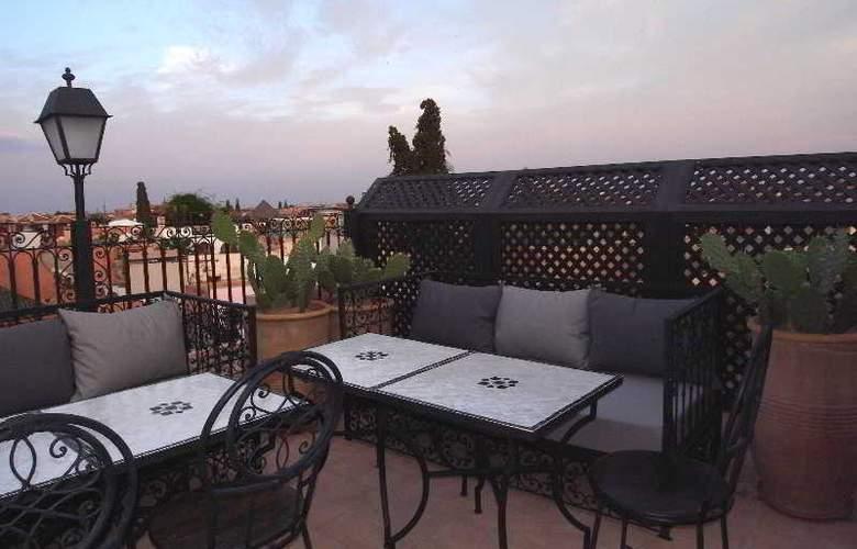 Riad Bazaar Cafe - Terrace - 11