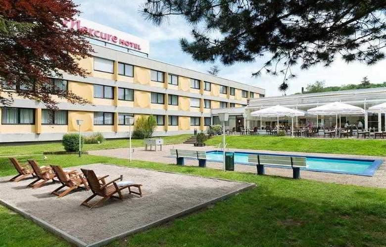Mercure Saarbruecken Sued - Hotel - 8